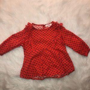 Tops - Little girl blouse